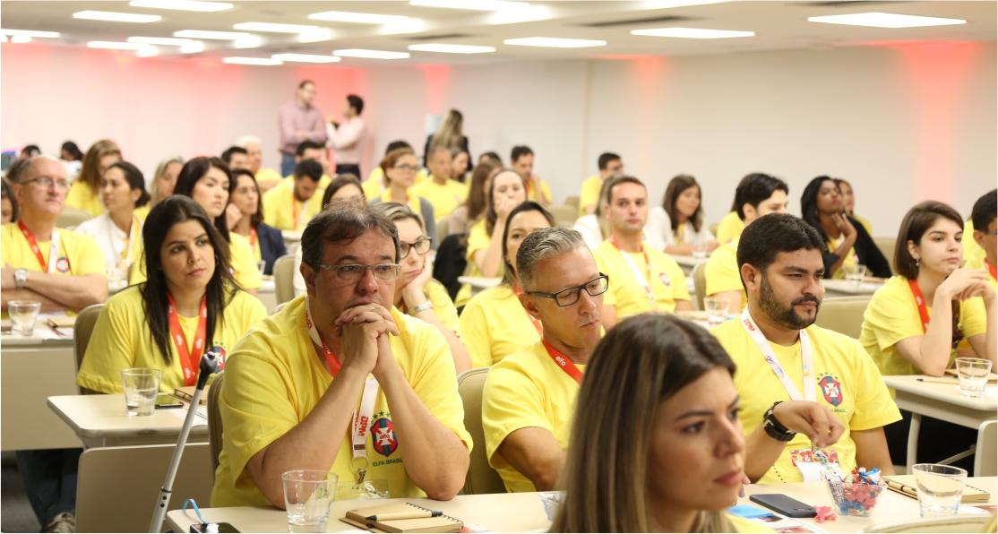 Grupo Elfa realiza a quarta edição da Convenção Anual de Líderes – D&PM 2018 - Em João Pessoa (PB)