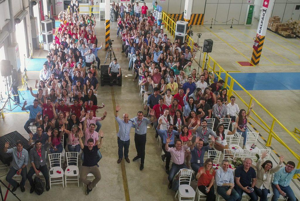 Grupo Elfa realiza evento para chegada de novo CEO