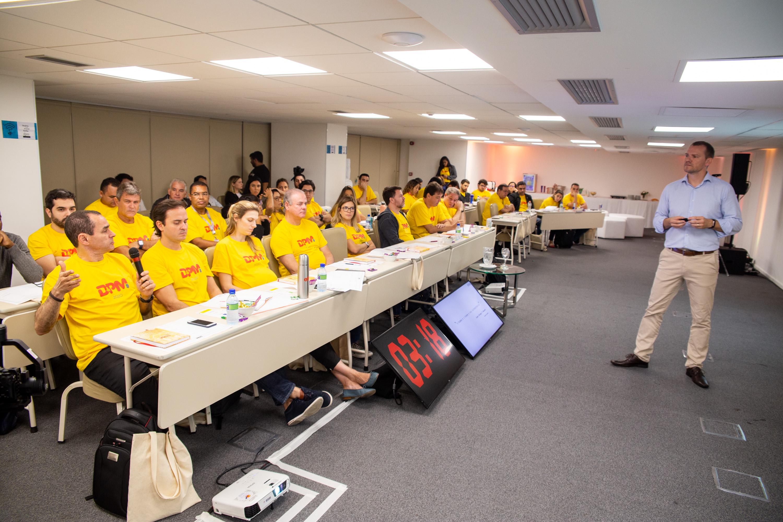 D&PM 2020 - Reunião anual de alinhamento estratégico de líderes.