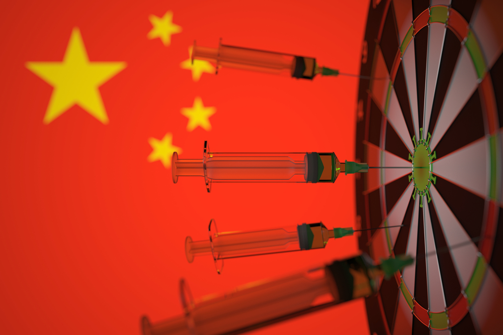 Pesquisas na China