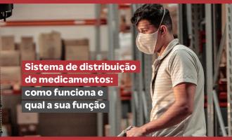Sistema de distribuição de medicamentos