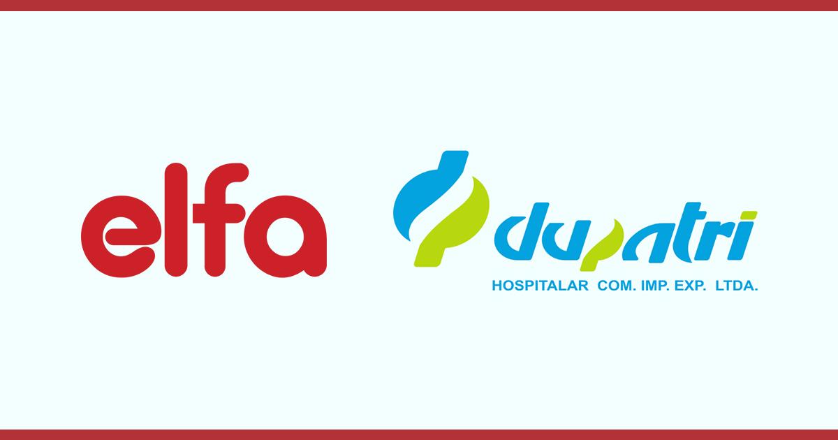 Elfa Medicamentos incorpora distribuidora Dupatri