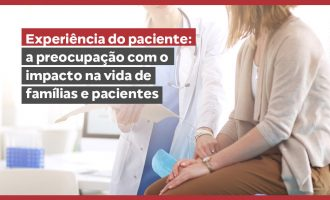 Experiência do paciente
