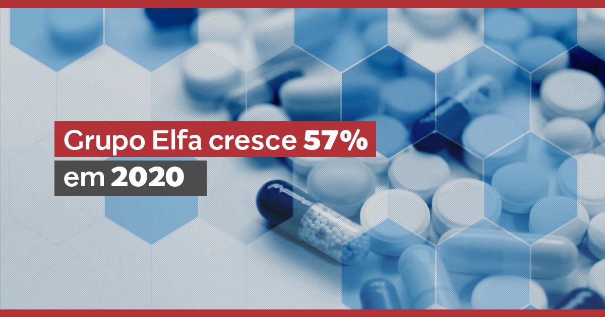 Grupo Elfa cresce 57% em 2020