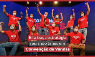 Elfa traça estratégia reunindo times em Convenção de Vendas
